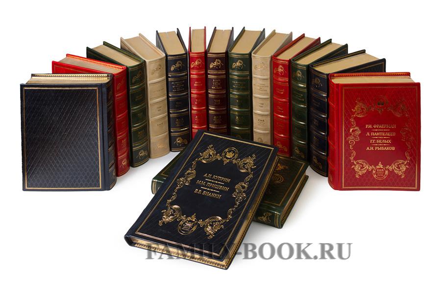 Подарочные книги как сувенир